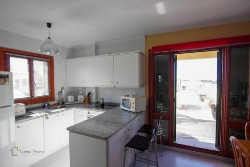 Küche Immobilie Portocolom Mallorca
