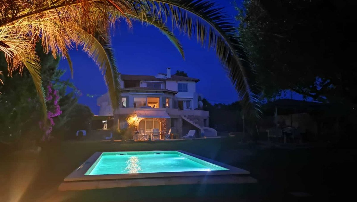 Pool Finca Portocolom zu verkaufen