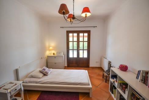 Mallorca Immobilie Finca Schlafzimmer