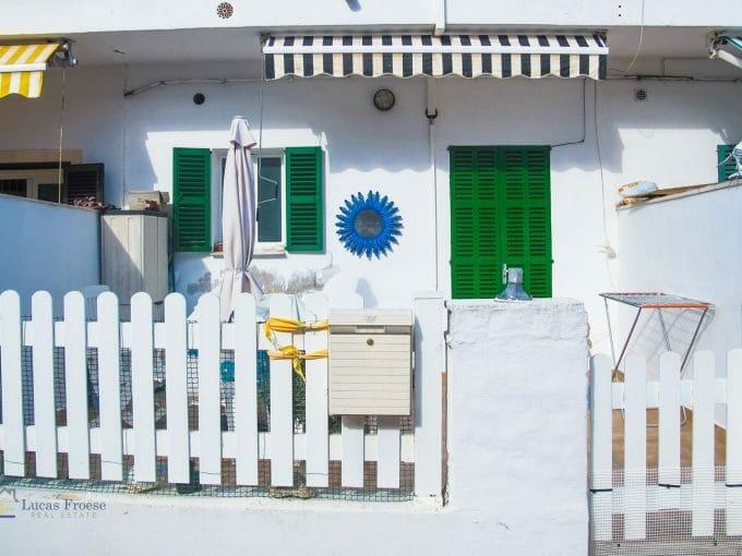 Portocolom Wohnung Mallorca