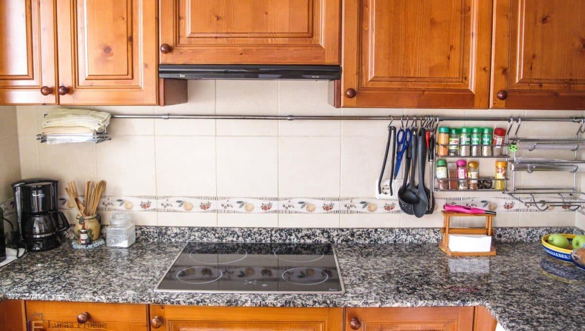Immobilien Portocolom Wohnung Küche
