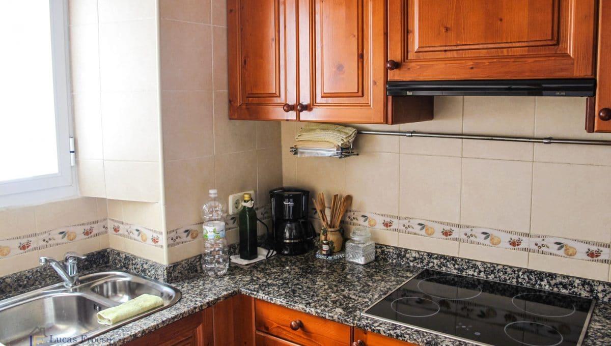 Küche Immobilien Portocolom Wohnung