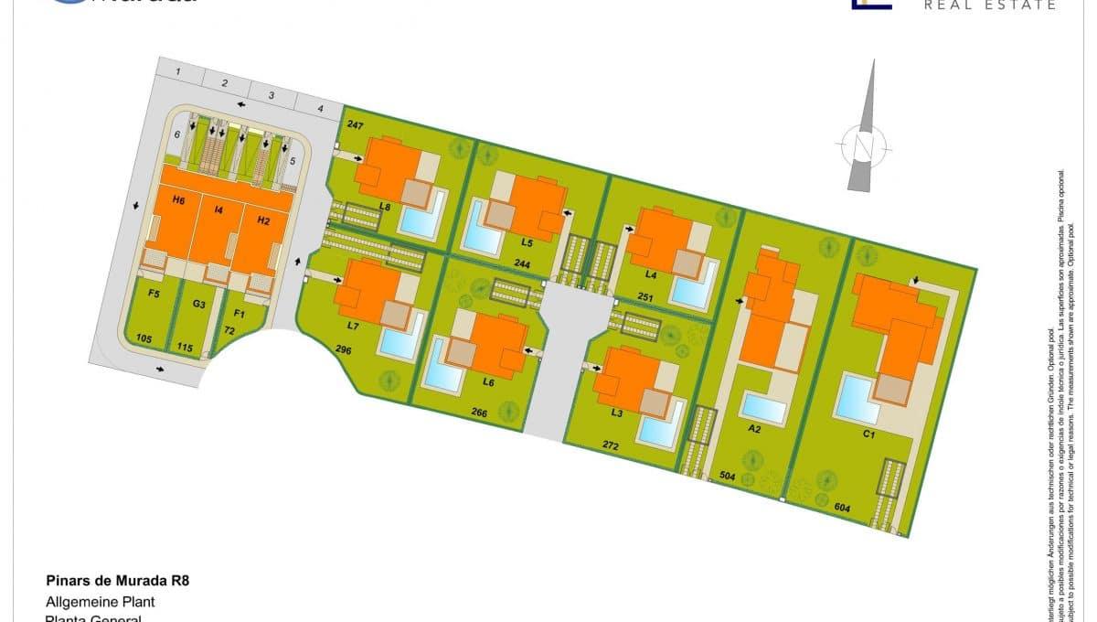 Cala Murada Villa Immobilie Pläne