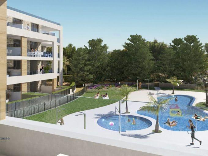 Moderne Apartments in Portocolom TM