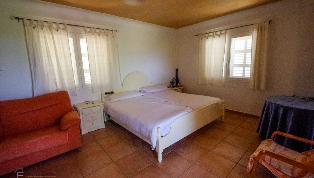 Schlafzimmer Finca Mallorca Immobilie