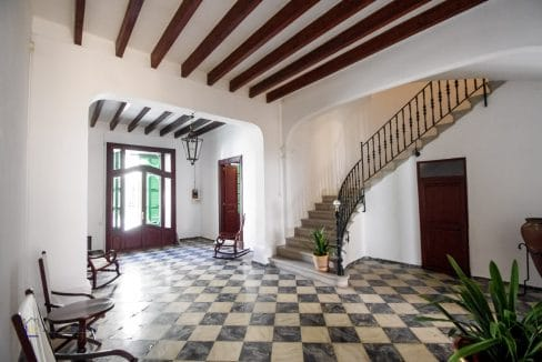 Felanitx Herrenhaus Mallorca Halle