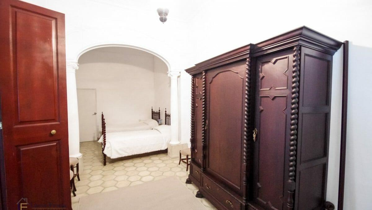 Felanitx Herrenhaus Mallorca Schlafzimmer
