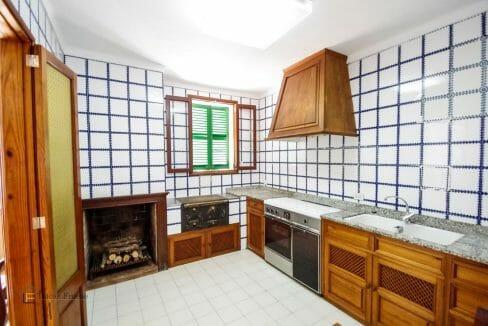 Felanitx Herrenhaus Mallorca Küche