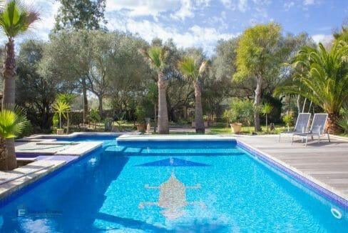Santanyi Finca Swimmingpool Mallorca