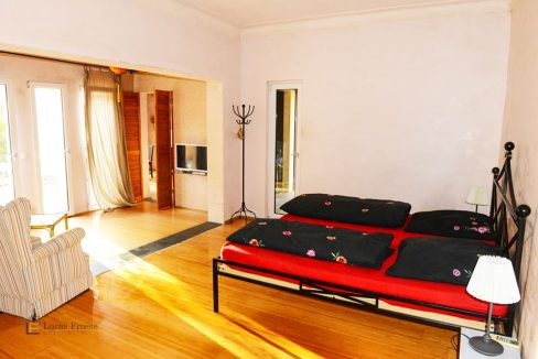 Schlafzimmer Finca Santanyi Mallorca