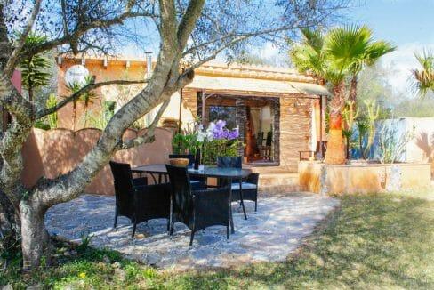 Santanyi Finca Terrasse Mallorca