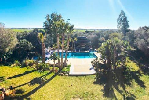 Finca Santanyi mit Pool auf Mallorca