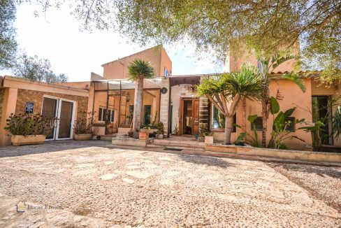 Immobilien Mallorca Finca Santanyi