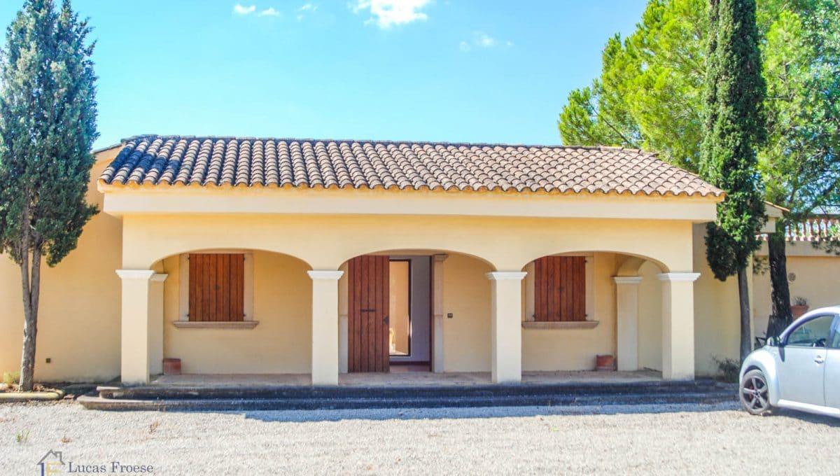 Consell-Finca-Anwesen-Haupteingang