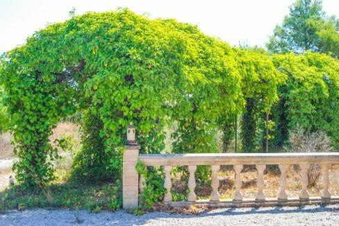 Consell-Finca-Anwesen-Spazierweg-Garten