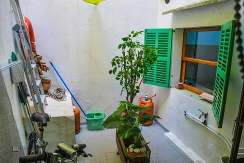 Portocolom Immobilie Mallorca Patio