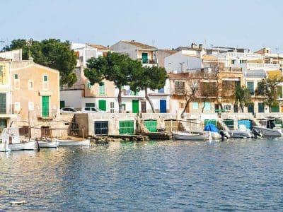 Portocolom Immobilie Mallorca Meerblick