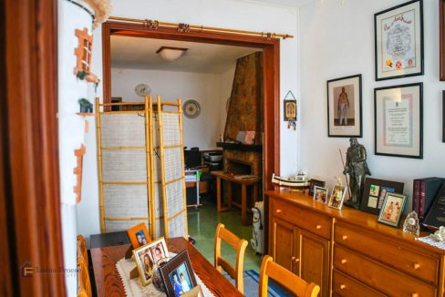Portocolom Immobilie Mallorca Wohnzimmer