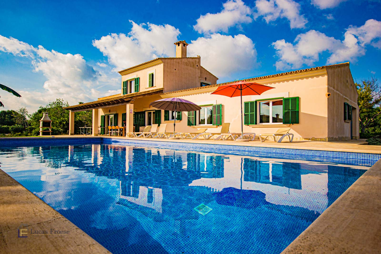 Beautiful country house with rental license in Cala D'or
