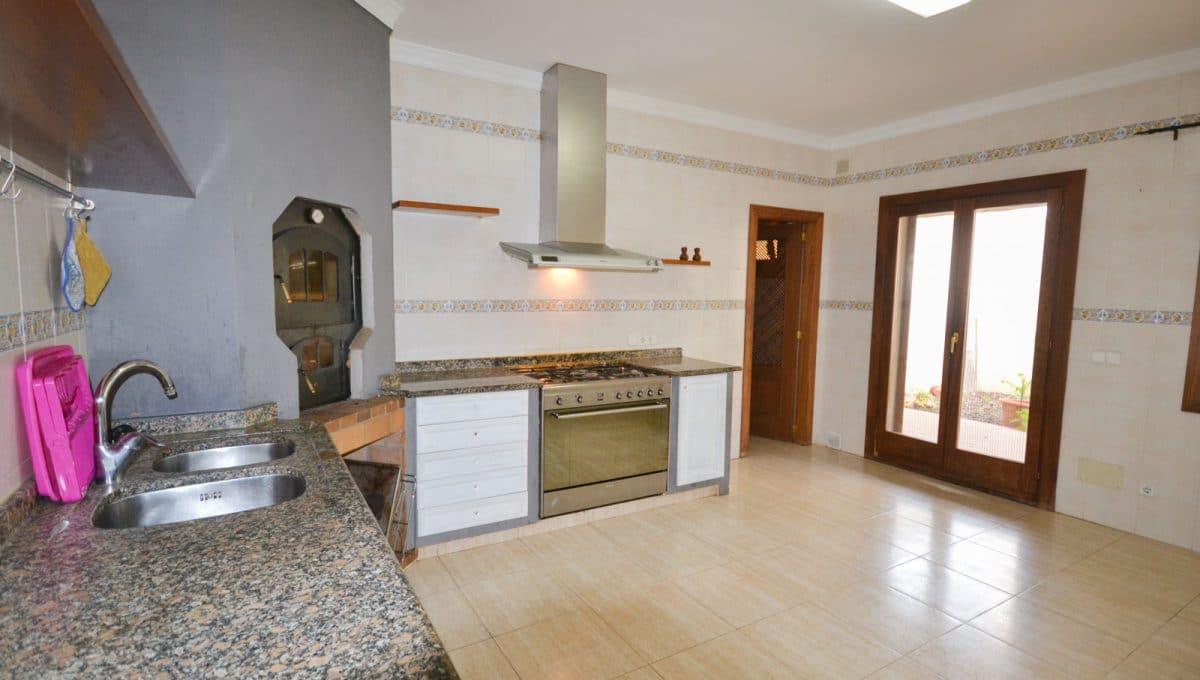 Felanitx Stadthaus Küche zu verkaufen