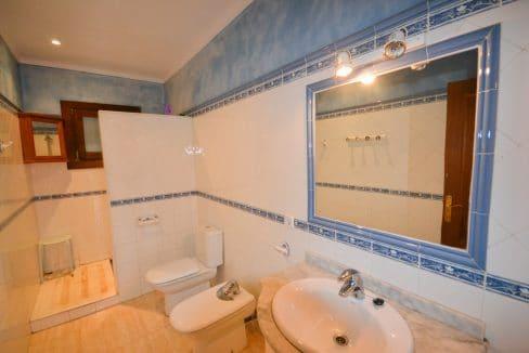 Felanitx Stadthaus Badezimmer