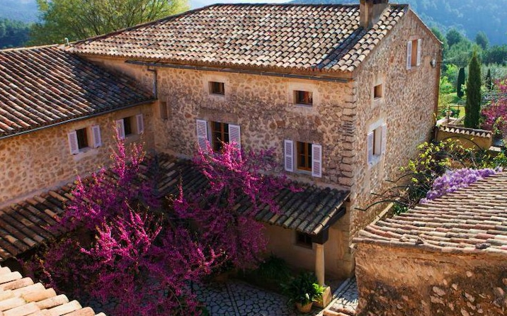 Finca Mallorca Arquitectura