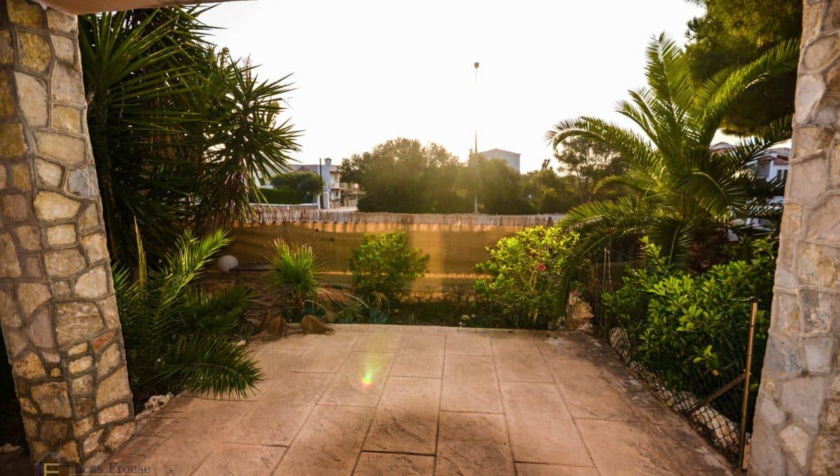 Garten Immobilie Portocolom