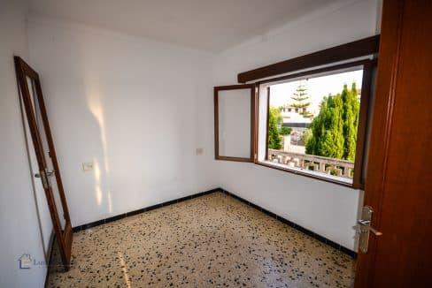 Immobilie Portocolom Haus Schlafzimmer mit Fenster