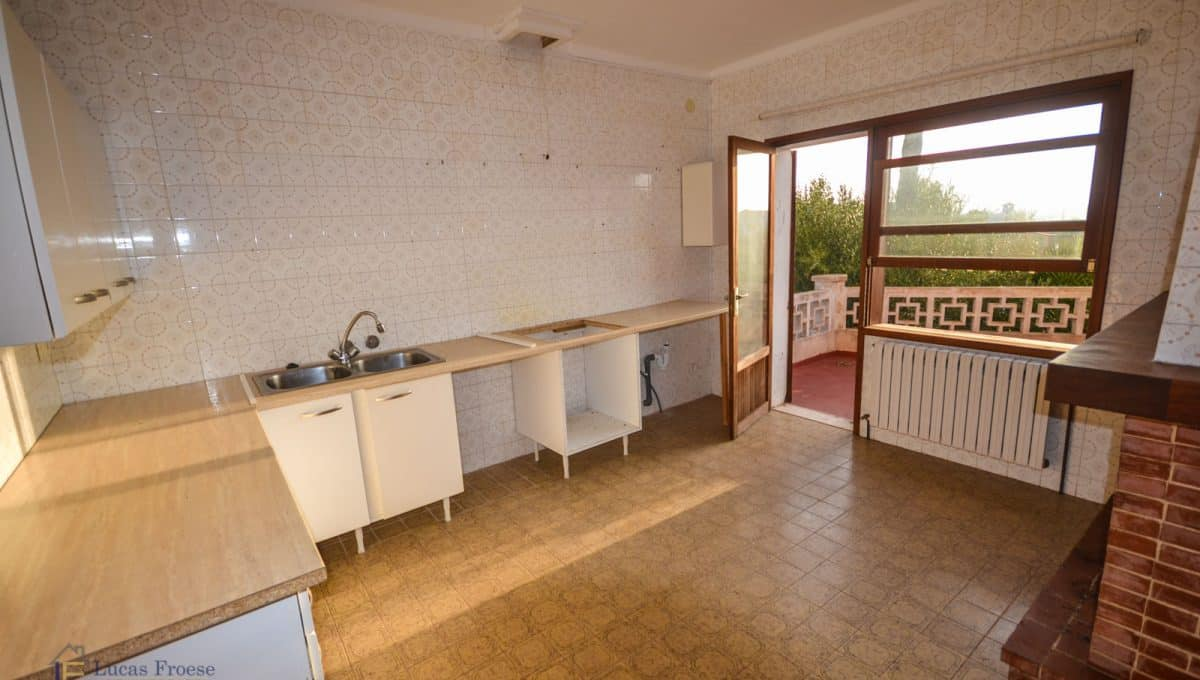 Immobilie Portocolom Haus Küche