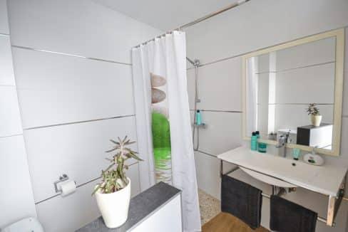 Modernes Stadthaus Felanitx WC