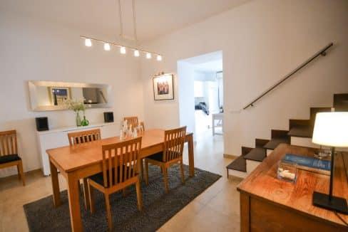 Modernes Stadthaus Felanitx Esszimmer