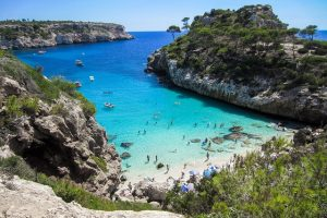 Calo d'es Moro Strand Mallorca