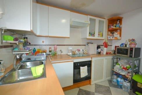 Wohnung in Felanitx Küche