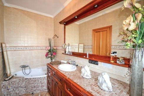 Manacor Chalet Badezimmer