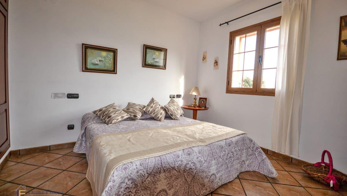 Manacor Chalet Schlafzimmer