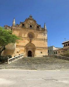 Felanitx Kirche Mallorca