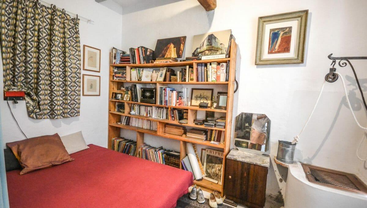 Heimeliges Schlafzimmer Felanitx Mallorca