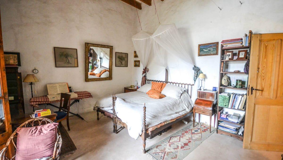 Gemütliches Schlafzimmer Felanitx Mallorca