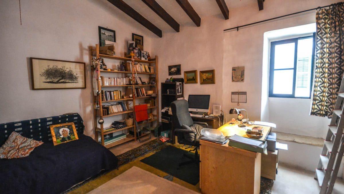 Stilles und weites Arbeitszimmer Felanitx Mallorca
