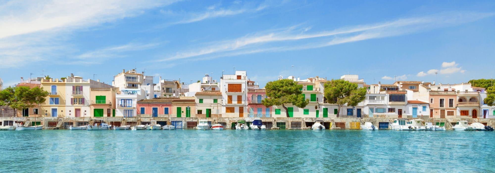 Immobilien Portocolom Mallorca