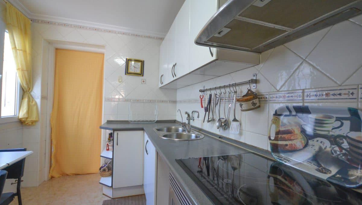 Immobilien Portocolom Haus Küche