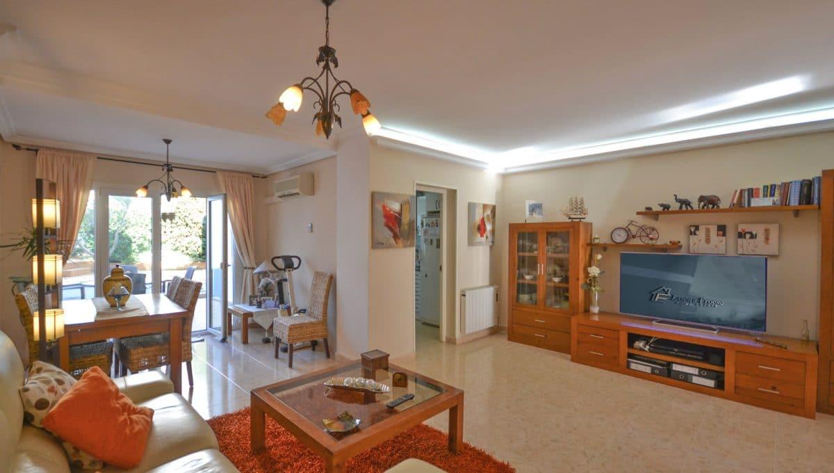 Immobilien Portocolom Haus Wohnzimmer