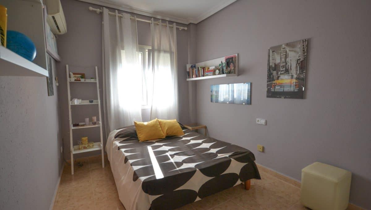 Immobilien Portocolom Haus Schlafzimmer