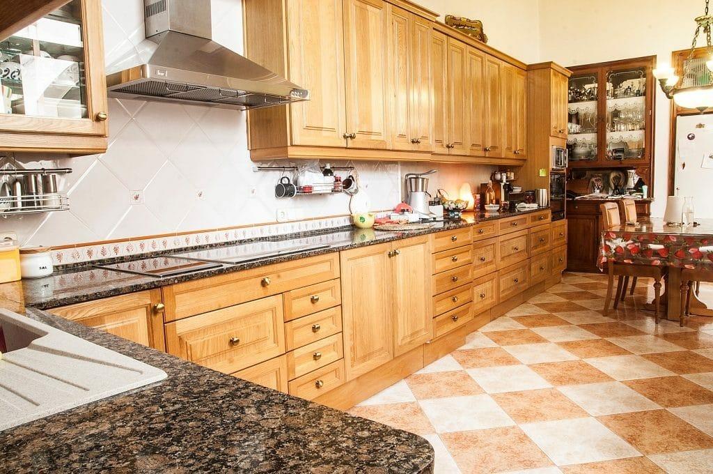 Felanitx Stadthaus Küche
