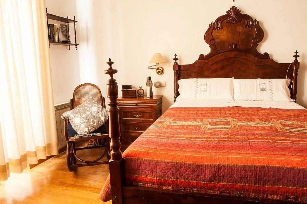 Felanitx Stadthaus Schlafzimmer