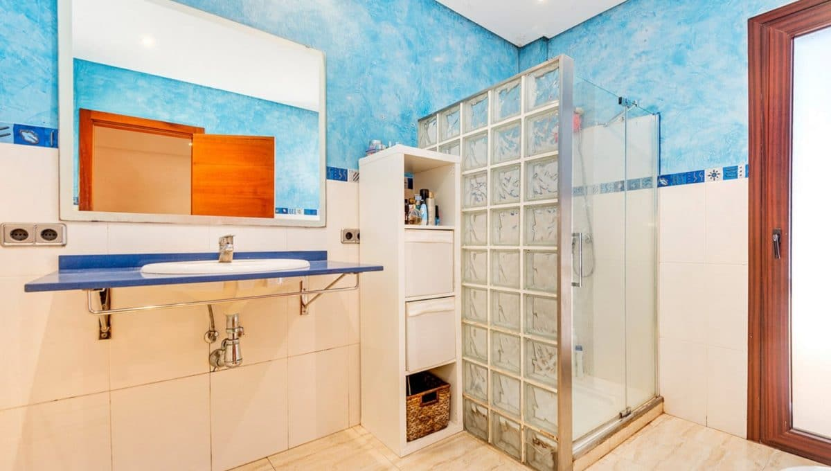 Badezimmer Stadthaus Felanitx