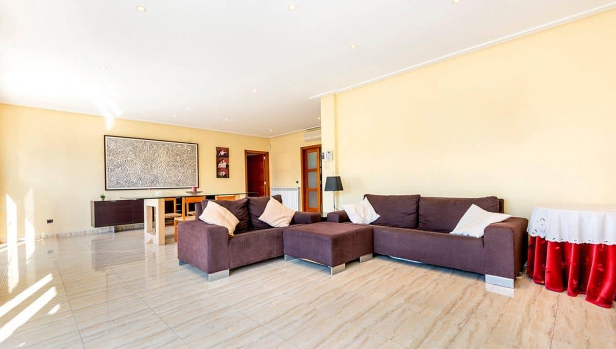 Wohnzimmer Stadthaus Felanitx
