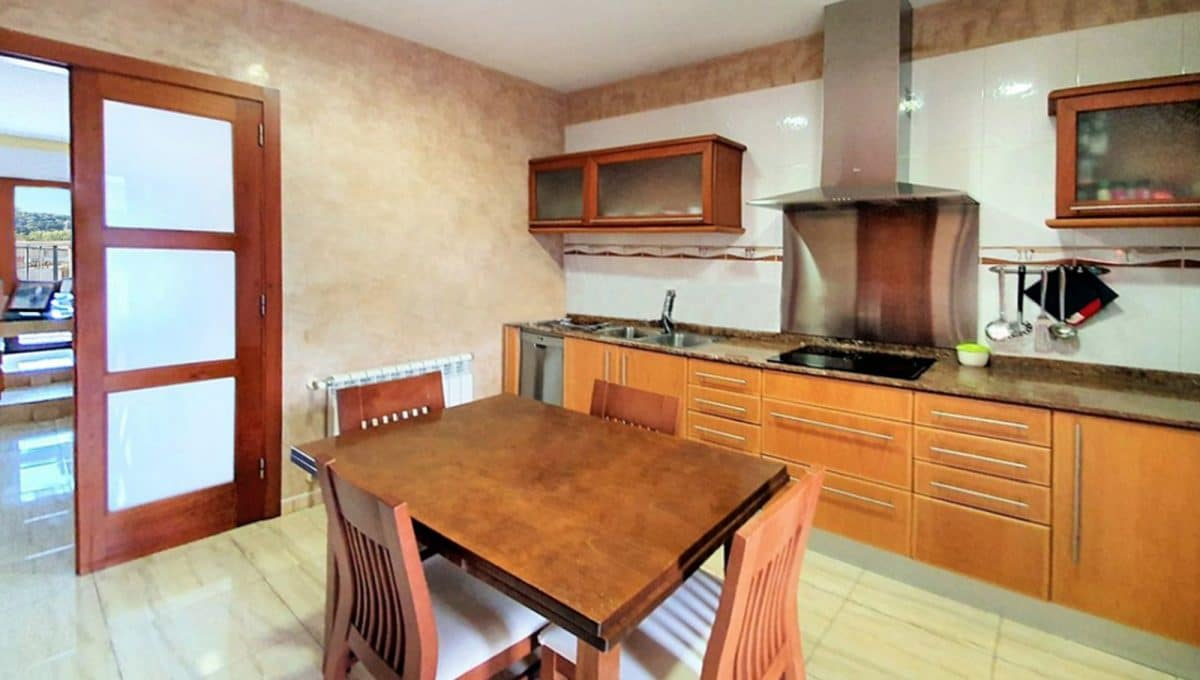 Küche Stadthaus Felanitx