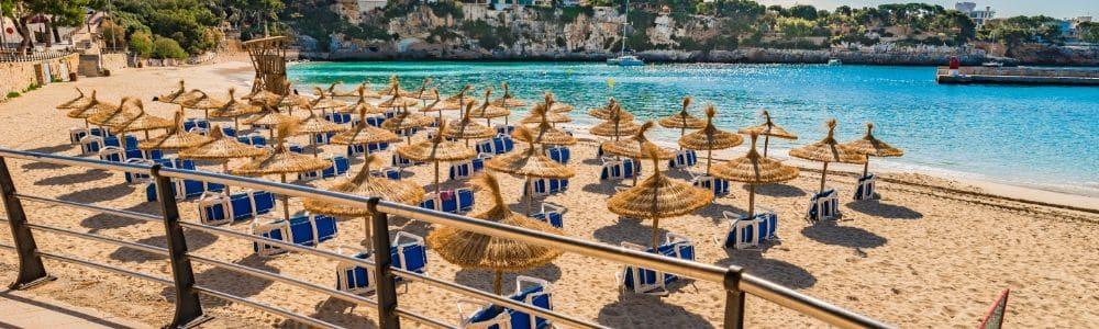 Portocristo Mallorca Strand