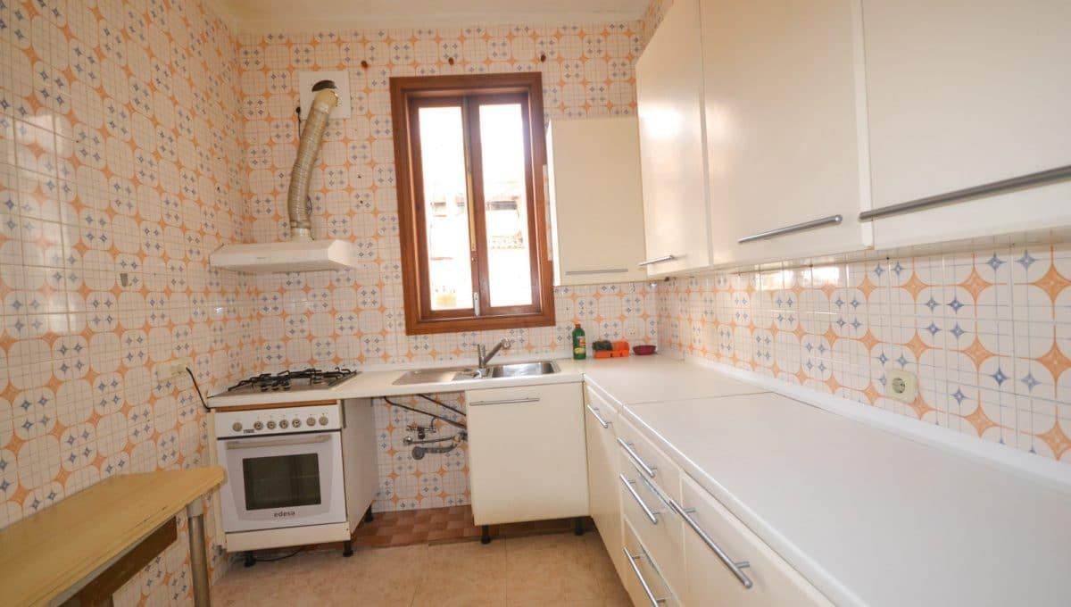 Erdgeschoss Wohnung Felanitx Küche